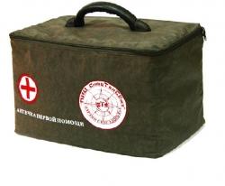 Аптечка для защитных сооружений на 400-600 чел. (разм.230х230х350мм.)