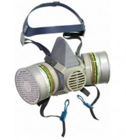 Респиратор фильтрующий Кама Стандарт с фильтром ДОТ 150