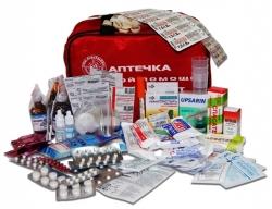 Аптечка офисная до 30 человек, сумка