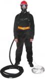 Противогаз шланговый ПШ-1 с резинотканевым шлангом 10м., маской МАГ или ППМ с лавсановой амуницией