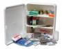Аптечка производственная на 30 человек, пластиковый шкаф